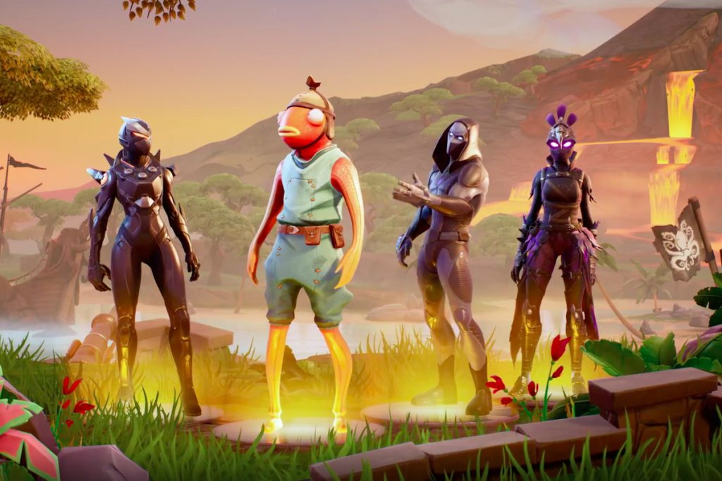 Fortnite Account Games