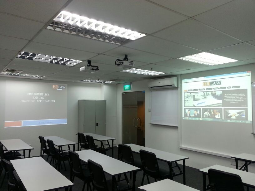 workshop space rental singapore